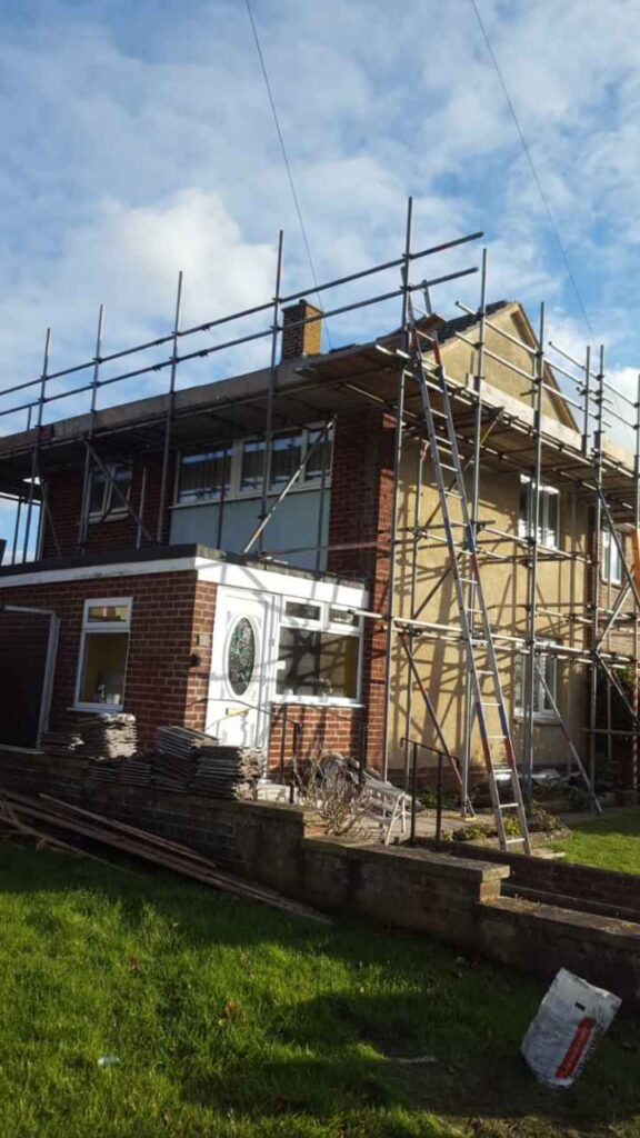Roof repairs in Andover