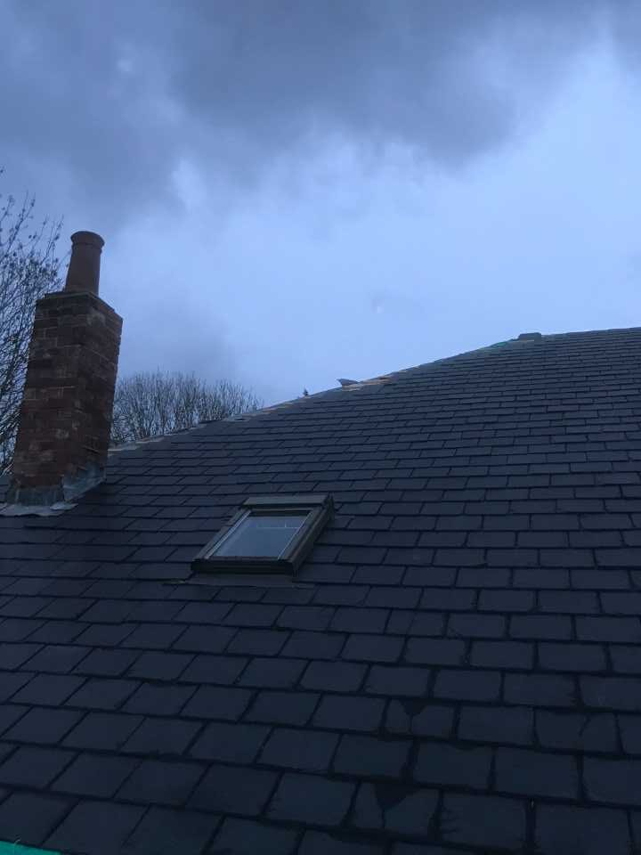 Roof cleaning done properly